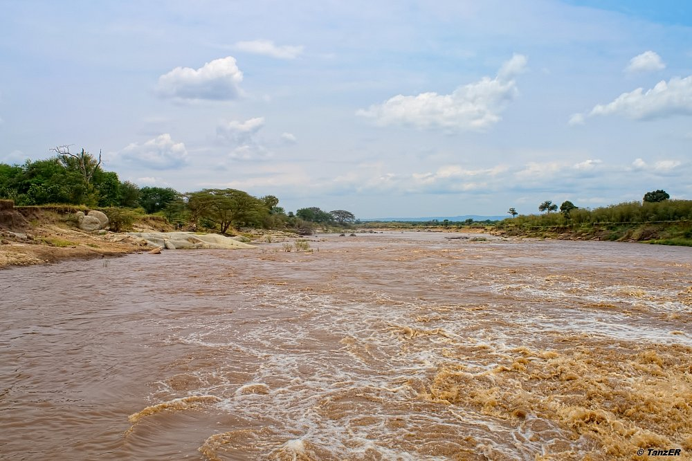 Mara River bei Kogatende
