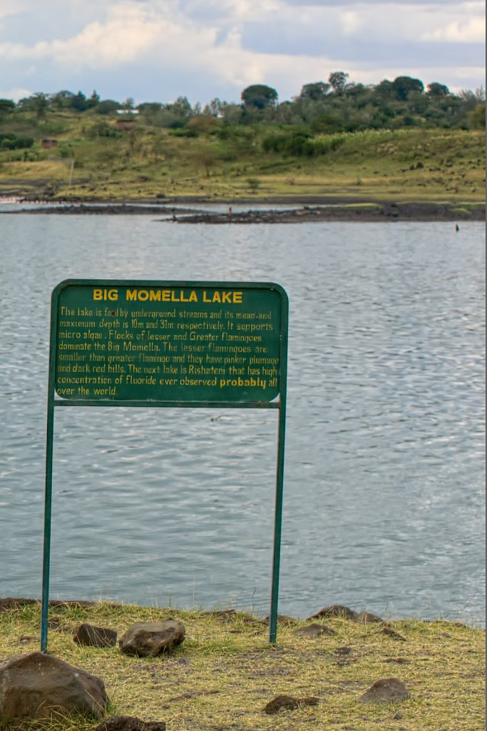 Big Momella Lake